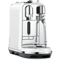 Nespresso Creatista Plus Coffee Machine by Sage, White