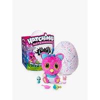 Hatchimals HatchiBabies Pink and Teal Speckled Egg