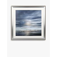 William Vanscoy - Somewhere Waiting Embellished Framed Print & Mount, 90.5 x 90.5cm