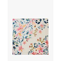 Modern Rarity Archive Lilly Silk Square Scarf, Multi