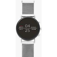 Skagen Mens Falster Mesh Bracelet Strap Smartwatch