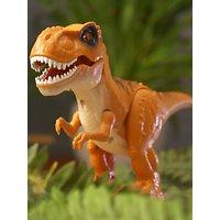 Zuru Robo Alive T-Rex Robotic Dinosaur, Amber