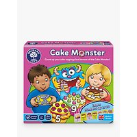 Orchard Toys Cake Monster Numbers Game