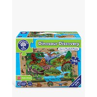 Orchard Toys Dinosaur Discover Jigsaw Puzzle, 150 Pieces