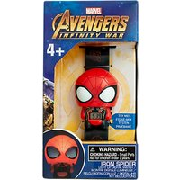 BulbBotz Marvel Avengers: Infinity War Iron Spider Light-Up Watch