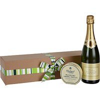 Waitrose & Partners Champagne and Truffles Gift Box