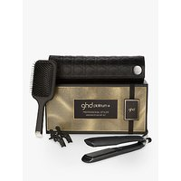 ghd Platinum+(r) Hair Straighteners Healthier Styling Gift Set, Black