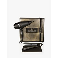 ghd Dry & Style Gift Set with ghd Gold ® Hair Straightener and ghd Air ® Hairdryer, Black