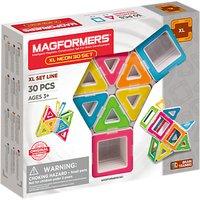 Magformers XL Neon 3D Set