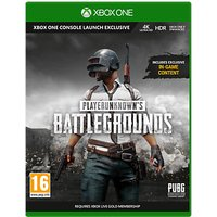 PLAYERUNKNOWN'S BATTLEGROUNDS 1.0, Xbox One