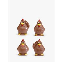 Natalie Milk Chocolate Hen, 75g