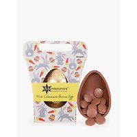 Montezuma's Organic Milk Chocolate Easter Egg, 250g