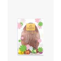 Godiva Milk Chocolate Easter Egg, 295g