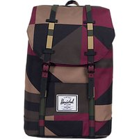 Herschel Supply Co. Retreat Backpack, Windsor Wine/Frontier Geo