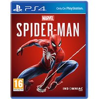 Marvel's Spider-Man, PS4