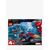 LEGO Marvel Super Heroes 76133 Spider-Man Car Chase