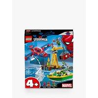 LEGO Marvel Super Heroes 76134 Spider-Man Doc Ock Diamond Heist
