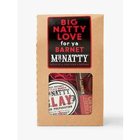 Mr Natty Love for ya Barnet Clay Hair Preparation and Comb Gift Bag