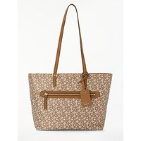 shop for DKNY Casey Signature Medium Tote Bag at Shopo