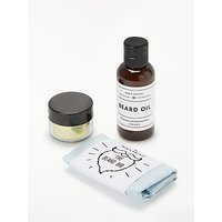 Men's Society Glitter Beard Gift Set