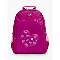 Tinc Mallo Embossed Backpack, Pink