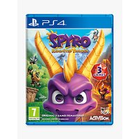 Spyro Reignited Trilogy, PS4
