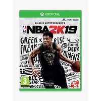 NBA 2K19, Xbox One