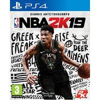 NBA 2K19, PS4
