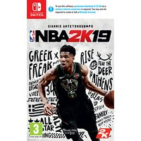 NBA 2K19, Switch