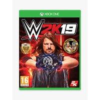 WWE 2K19, Xbox One