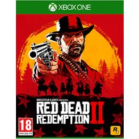 Red Dead Redemption 2, Xbox One