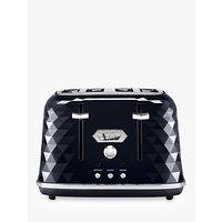 Buy De'Longhi Simbolo 4-Slice Toaster - John Lewis & Partners