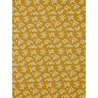 Dashwood Studio Floral Print Fabric, Ochre