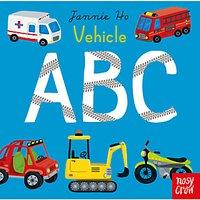 Vehicle ABC Children's Book