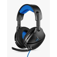 Turtle Beach Stealth 300 Gaming Headset for PlayStation 4 Consoles, Black