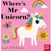 Where's Mr Unicorn? Children's Book
