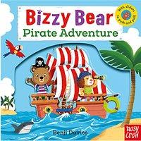 Bizzy Bear Pirate Adventure Children's Book