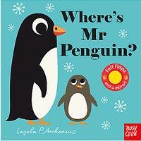 Where's Mr Penguin? Children's Book