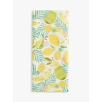 John Lewis & Partners Lemon Tissue Paper, Pack of 5