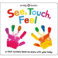 See, Touch, Feel Children's Book