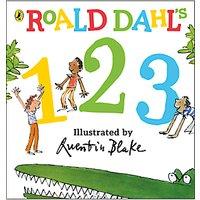 Roald Dahl's 123 Children's Book
