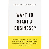 kikki.K Want to Start a Business Book