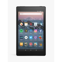 Amazon Fire HD 8 (2018) Tablet with Alexa Hands-Free, Quad-core, Fire OS, 8 HD, Wi-Fi, 16GB, with Special Offers