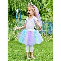 Travis Designs Unicorn Tutu Children's Costume, 3-8 years