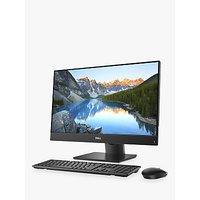 Dell Inspiron 7000 All-in-One Desktop PC, Intel Core i5, 8GB RAM, 1TB HDD + 128GB SSD, 27 Full HD, Silver