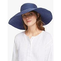 John Lewis and Partners Packable Spot Floppy Sun Hat