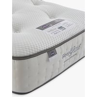 Silentnight Sleep Genius 2200 Pocket Latex Mattress, Medium/Firm Tension, Double