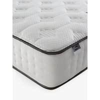 Silentnight Sleep Genius 3000 Pocket Geltex Mattress, Medium Tension, Double