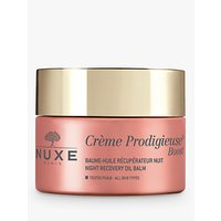 NUXE Cr ¨me Prodigieux ® Boost Night Recovery Oil Balm, 50g