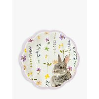 Talking Tables Truly Bunny Plates, Pack of 12